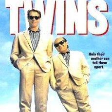 Cine: GEMELOS TWINS ARNOLD SCHWARZENEGGER COMEDIA DVD. Lote 268546969