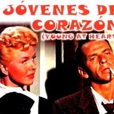 Cine: JOVENES DE CORAZON FRANK SINATRA DORIS DAY GIG YOUNG. Lote 268548604