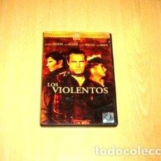 Cine: LOS VIOLENTOS DVD CHARLTON HESTON WESTERN. Lote 268551094