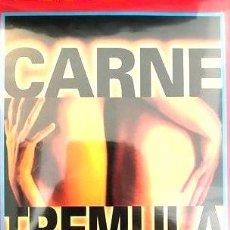 Cine: DVD CARNE TREMULA DE PEDRO ALMODOVAR. Lote 268551949