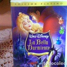 Cine: DVD LA BELLA DURMIENTE EDIC PLATINO NO A LA VENTA PAUSA. Lote 268560224
