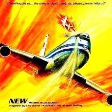 Cine: AEROPUERTO 1975 AIRPORT 1975 CHARLTON HESTON DVD. Lote 268562459