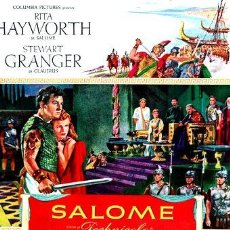 Cine: SALOME RITA HAYWORTH DVD. Lote 268563514