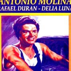 Cine: ESA VOZ ES UNA MINA ANTONIO MOLINA DELIA LUNA. Lote 268563759