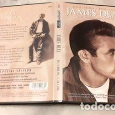 Cine: JAMES DEAN HILL NUMBER ONE I AM A FOOL USA 1998. Lote 268565944
