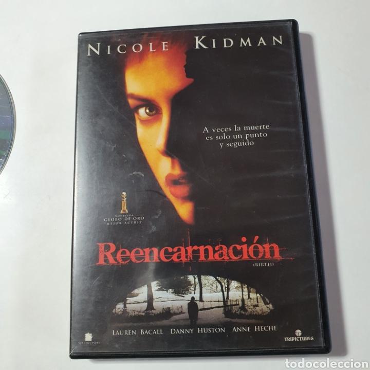 Cine: Dvd, Reencarnación, Nicole Kidman, Lauren Bacall, Danny Huston, Anne Heche. - Foto 2 - 268571739