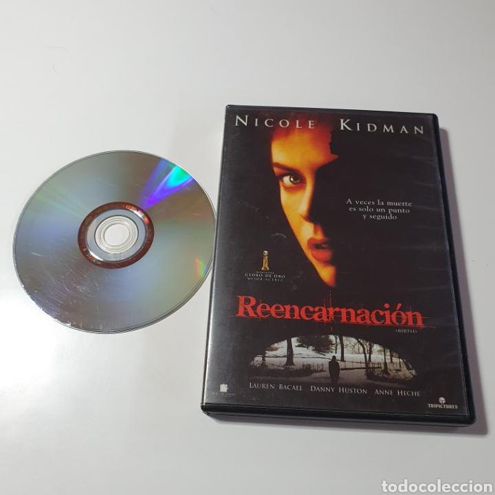 DVD, REENCARNACIÓN, NICOLE KIDMAN, LAUREN BACALL, DANNY HUSTON, ANNE HECHE. (Cine - Películas - DVD)