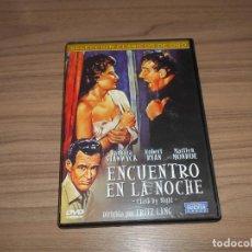 Cine: ENCUIENTRO EN LA NOCHE DVD BARBARA STANWYCK MARILYN MONROE ROBERT RYAN. Lote 268592109