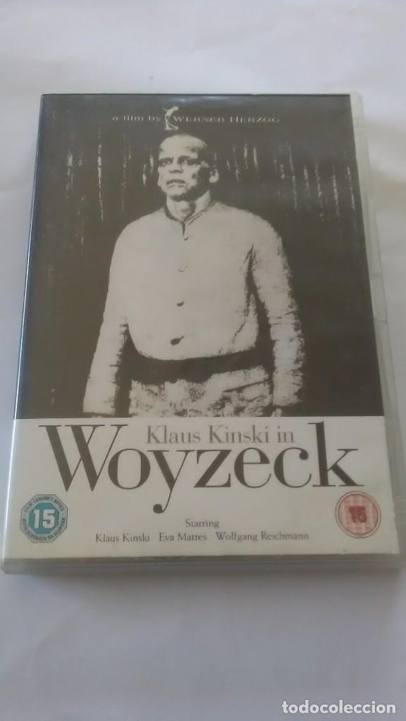 WOYZECK. WERNER HERZOG. ANCHOR BAY ENTERTAINMENT. 2009. (Cine - Películas - DVD)