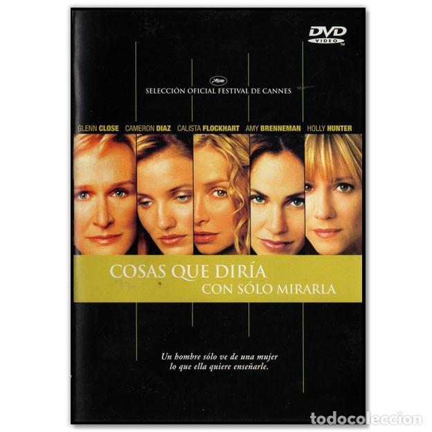 COSAS QUE DIRÍA CON SOLO MIRARLA DVD (Cine - Películas - DVD)