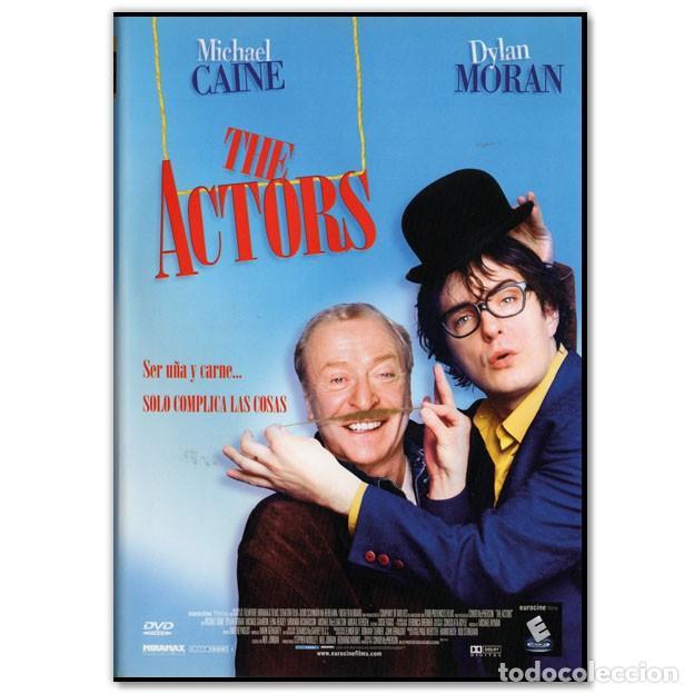 THE ACTORS DVD (Cine - Películas - DVD)