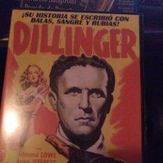 Cine: DILLINGER. Lote 268786919