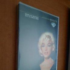 Cine: MARILYN MONROE SUS ÚLTIMOS DÍAS. DVD PRECINTADO. SIN ABRIR. Lote 268848279