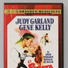 Cine: DVD. EL PIRATA. GENE KELLY. JUDY GARLAND. Lote 268891629