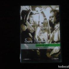 Cine: LOCURA DE AMOR - SARA MONTIEL - DVD COMO NUEVO. Lote 268902059