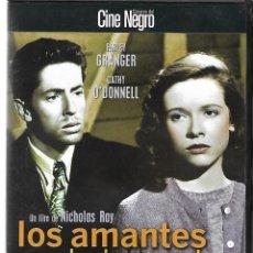 Cinéma: LOS AMANTES DE LA NOCHE. PEDIDO MÍNIMO EN DVD´S : 4 TÍTULOS. Lote 268926794
