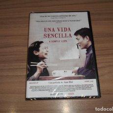 Cine: UNA VIDA SENCILLA DVD DE ANN HUI NUEVA PRECINTADA. Lote 269043338