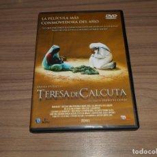 Cine: TERESA DE CALCUTA DVD DE FABRIZIO COSTA. Lote 269045583