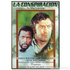 Cine: LA CONSPIRACION DVD. Lote 269050233