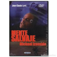 Cine: MENTE SALVAJE DVD. Lote 269050398