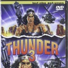 Cine: THUNDER 3 DVD. Lote 269050808