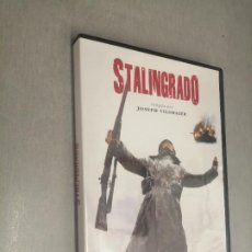 Cine: STALINGRADO / JOSEPH VILSMAIER / PELÍCULA DVD. Lote 269076633