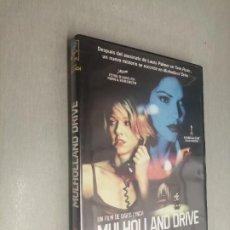 Cine: MULHOLLAND DRIVE / DAVID LYNCH / PELÍCULA DVD. Lote 269077088