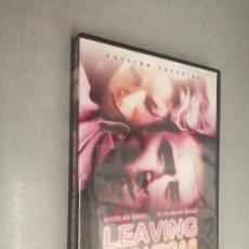 Cine: LEAVING LAS VEGAS / NICOLAS CAGE - ELISABETH SHUE / PELÍCULA DVD. Lote 269077683
