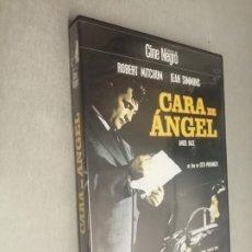Cine: CARA DE ÁNGEL / ROBET MICHUM - JEAN SIMMONS / PELÍCULA DVD. Lote 269077838