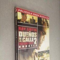 Cine: DUEÑOS DE LA CALLE 2 / RAY LIOTTA / PELÍCULA DVD. Lote 269078188