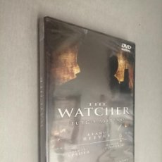 Cine: THE WATCHER (JUEGO ASESINO) / KEANU REEVES / PELÍCULA DVD. Lote 269079028