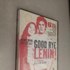 Cine: GOOD BYE LENIN! / DANIEL BRÜHL - KATRIN SASS / PELÍCULA DVD. Lote 269079218