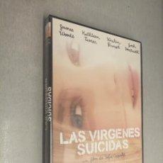Cine: LAS VÍRGENES SUICIDAS / JAMES WOODS - KATHLEEN TURNER / PELÍCULA DVD. Lote 269080798