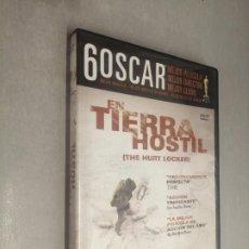 Cine: EN TIERRA HOSTIL / KATHRYN BIGELOW / PELÍCULA DVD. Lote 269081163