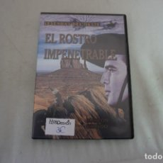 Cine: 8B4/ DVD - EL ROSTRO IMPENETRABLE -MARLON BRANDO. Lote 269147438