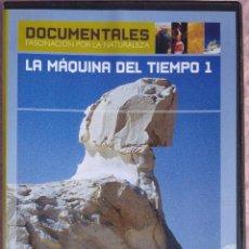 Cine: LA MÁQUINA DEL TIEMPO 1: EL ENTORNO (BBC, 2005) /// DOCUMENTALES NATIONAL GEOGRAPHIC NATURALEZA. Lote 269163098