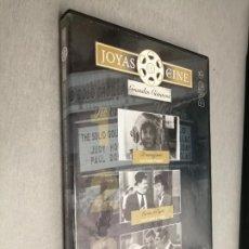 Cine: EL NAVEGANTE - LOCOS DEL AIRE - LAS MINAS DEL REY SALMONETE / JOYAS DEL CINE 6 / PELÍCULA DVD. Lote 269201468