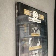 Cine: EL MUNDO PERDIDO - LA NOCHE DE LOS MUERTOS VIVIENTES - EL TERCER HOMBRE / JOYAS DEL CINE 37 / DVD. Lote 269201698