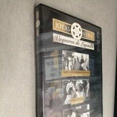 Cine: BUFFALO BILL EN TERRITORIO COMANCHE - DANIEL BOONE - KOPALONG CASSIDY... / JOYAS DEL CINE 36 / DVD. Lote 269201853