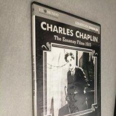 Cine: COLECCIÓN CHARLES CHAPLIN VOL. 2 / CHARLOT CAMBIA DE OFICIO, HIS REGENERATION, ... / PELÍCULAS DVD. Lote 269202678
