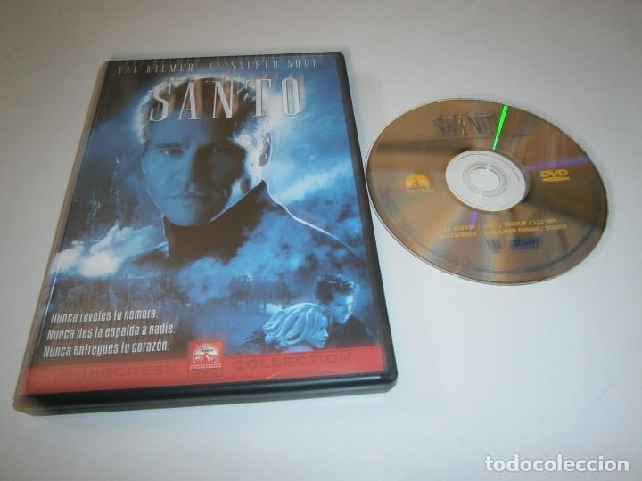 EL SANTO DVD VAL KILMER ELISABETH SHUE (Cine - Películas - DVD)
