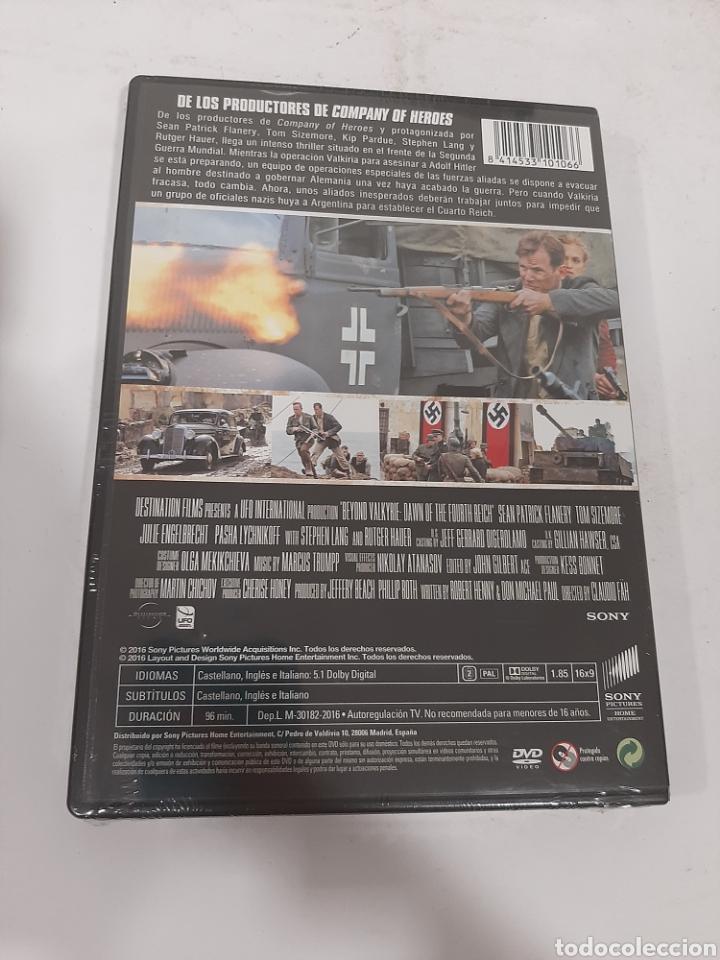 Cine: REF. 13545 Valkiria -DVD NUEVO PRECINTADO - Foto 2 - 269212953