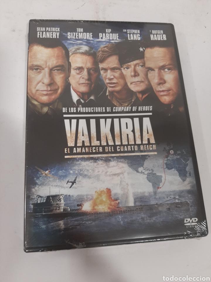 REF. 13545 VALKIRIA -DVD NUEVO PRECINTADO (Cine - Películas - DVD)