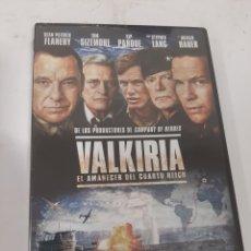 Cine: REF. 13545 VALKIRIA -DVD NUEVO PRECINTADO. Lote 269212953