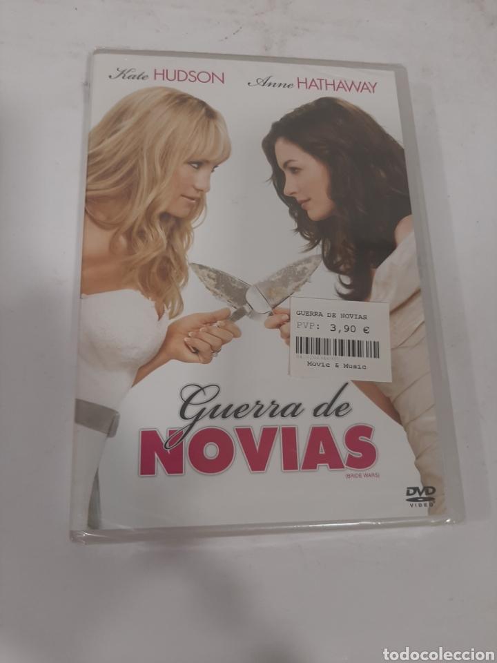 REF. 13547 GUERRA DE NOVIAS -DVD NUEVO PRECINTADO (Cine - Películas - DVD)