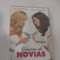 Cine: REF. 13547 GUERRA DE NOVIAS -DVD NUEVO PRECINTADO. Lote 269213983