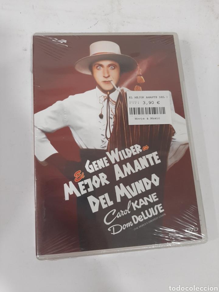 REF. 13549 MEJOR AMANTE DEL MUNDO -DVD NUEVO PRECINTADO (Cine - Películas - DVD)