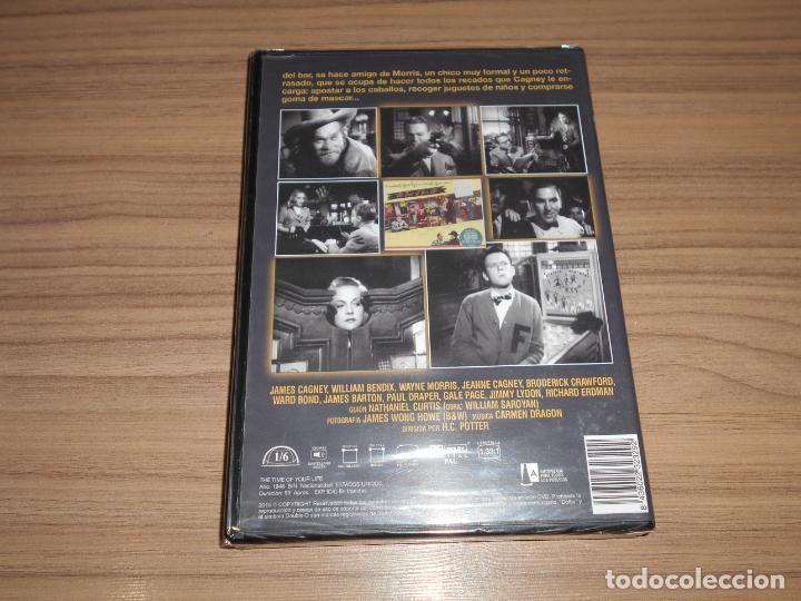 Cine: el TIEMPO de TU VIDA DVD James Cagney NUEVA PRECINTADA - Foto 2 - 269215113
