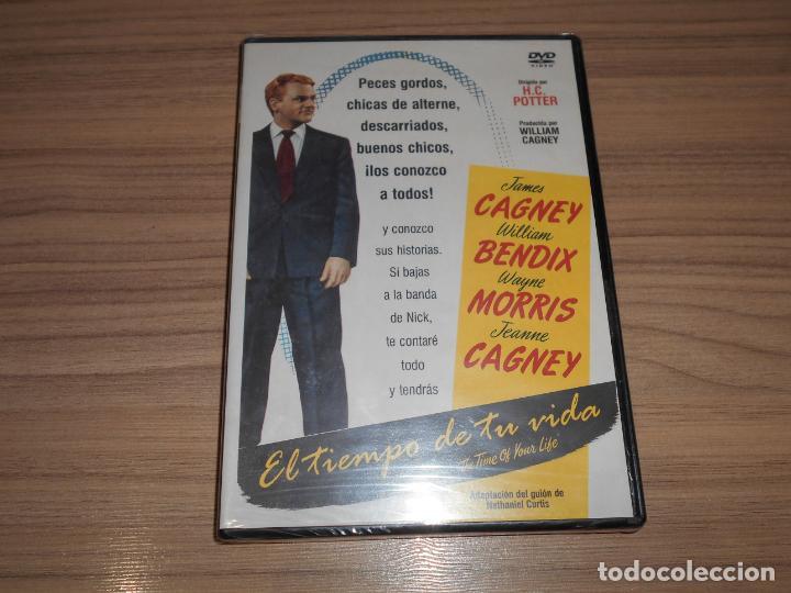 EL TIEMPO DE TU VIDA DVD JAMES CAGNEY NUEVA PRECINTADA (Cine - Películas - DVD)