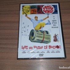Cine: QUE IMPORTA EL DINERO DVD JERRY LEWIS NUEVA PRECINTADA. Lote 269215148